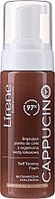 Parfumuri și produse cosmetice Spumă autobronzant pentru corp - Lirene Cappucino Self Tanning Foam