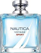 Parfumuri și produse cosmetice Nautica Voyage Sport Nautica - Apă de toaletă