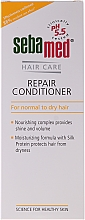 Parfumuri și produse cosmetice Balsam pentru toate tipurile de păr - Sebamed Classic Hair Repair Conditioner