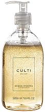 Parfumuri și produse cosmetice Culti Acqua Leggera - Săpun parfumat pentru mâini și corp