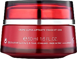 Parfumuri și produse cosmetice Cremă- lifting pentru față și gât - Collistar Lift HD Ultra-lifting Face And Neck Cream