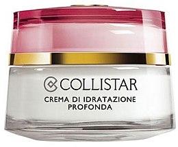 Parfumuri și produse cosmetice Cremă hidratantă pentru pielea normală și uscată - Collistar Deep Moisturizing Cream