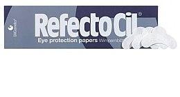 Parfumuri și produse cosmetice Patch-uri de hârtie pentru gene (96 buc.) - RefectoCil Eye Protection Papers