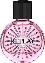 Parfumuri și produse cosmetice Replay Essential for Her - Apă de toaletă