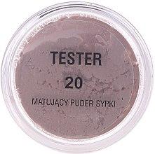 Parfumuri și produse cosmetice Pudră pulbere - Joko Matt Your Face (Tester)