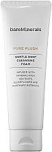Parfumuri și produse cosmetice Spumă cu minerale și vitamine pentru curățarea feței - Bare Escentuals Bare Minerals Cleanser Pure Plush Gentle Deep Cleansing Foam