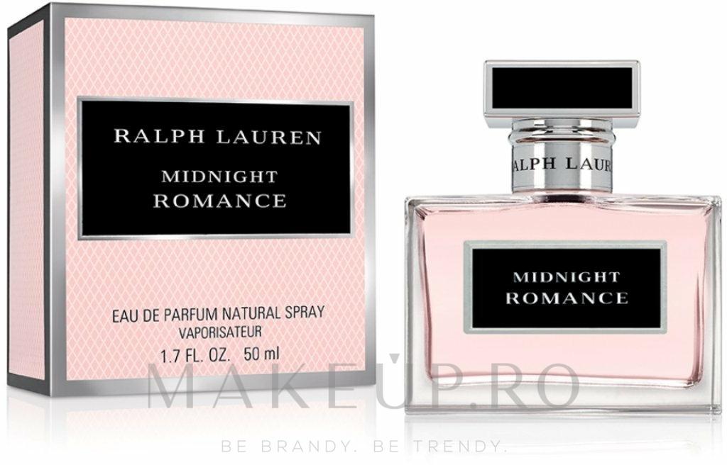 Ralph Lauren Midnight Romance - Apă de parfum — Imagine 50 ml
