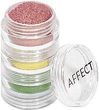 Parfumuri și produse cosmetice Set farduri de pleoape - Affect Cosmetics Charmy Pigment Loose Eyeshadow Set (N-0007-Provance Holiday) (12 g)
