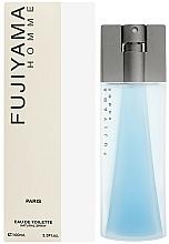 Parfumuri și produse cosmetice Succes de Paris Fujiyama Homme - Apă de toaletă