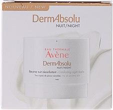 Parfumuri și produse cosmetice Cremă de noapte pentru față - Avene Eau Thermale Derm Absolu Night Cream
