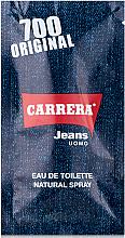 Parfumuri și produse cosmetice Carrera 700 Original - Apă de toaletă (mostră)