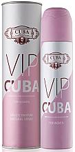 Parfumuri și produse cosmetice Cuba VIP Cuba - Apă de parfum
