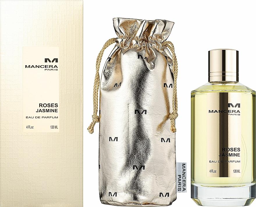Mancera Roses Jasmine - Apă de parfum — Imagine N2