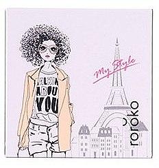 Fard de obraz - Roroko Lovely Blusher — Imagine N1