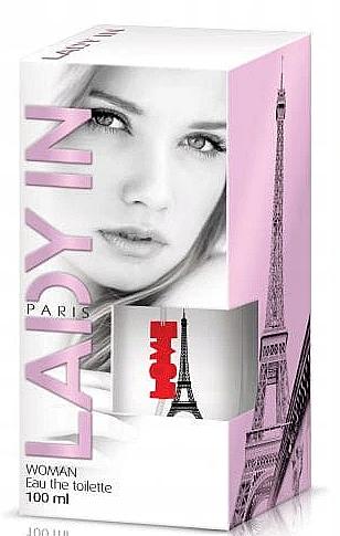 Pharma CF Lady in Paris - Apă de toaletă