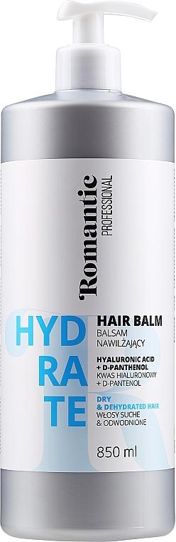 Balsam pentru păr uscat - Romantic Professional Hydrate Hair Balm