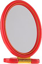 Parfumuri și produse cosmetice Oglindă cosmetică, 5121, roșie - Top Choice