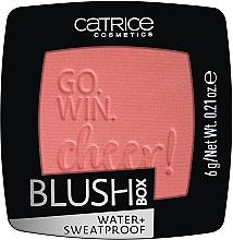 Parfumuri și produse cosmetice Fard de obraz - Catrice Blush Box
