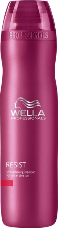 Șampon pentru păr fragil - Wella Professionals Resist Strengthening Shampoo For Vulnerable Hair — Imagine N1