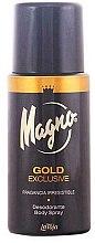 Parfumuri și produse cosmetice Deodorant - La Toja Magno Gold Exclusive Body Spray