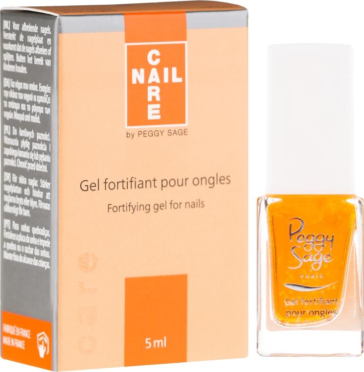Gel întăritor pentru unghii - Peggy Sage Fortifying Gel For Nails — Imagine N1
