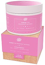 Parfumuri și produse cosmetice Scrub pentru femeile gravide - Bodyboom Scrub