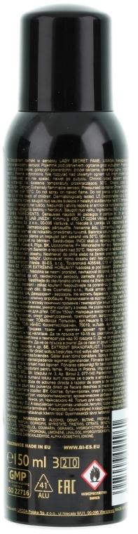 Deodorant spray - Bi-es Lady Secret Fame — Imagine N2