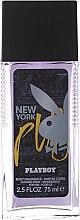 Parfumuri și produse cosmetice Playboy Playboy New York - Deodorant spray