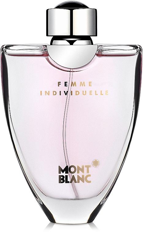 Montblanc Femme Individuelle - Apă de toaletă — Imagine N1