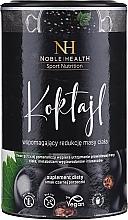 """Parfumuri și produse cosmetice Cocktail pentru slăbit """"Coacăză neagră"""" - Noble Health Slim Line"""