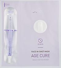 Parfumuri și produse cosmetice Concentrat-mască facială cu efect de lifting - The Oozoo Face Face In-Shot Mask Age Cure