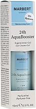Parfumuri și produse cosmetice Cremă pentru pleoape - Marbert 24h AquaBooster Augencreme-Gel
