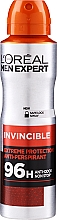 Parfumuri și produse cosmetice Deodorant - L'Oreal Paris Men Expert Invincible 96 Hours Deodorant Spray