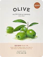 Parfumuri și produse cosmetice Mască de față - It's Skin The Fresh Olive Mask Sheet