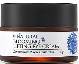 Parfumuri și produse cosmetice Cremă profund intensivă cu efect de ridicare pentru ochi - All Natural Blooming Lifting Eye Cream