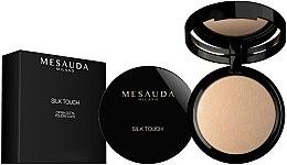 Parfumuri și produse cosmetice Pudră de față - Mesauda Milano Silk Touch Powder