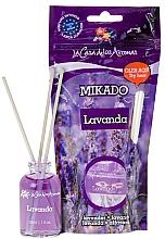 """Parfumuri și produse cosmetice Difuzor de aromă """"Lavandă"""" - La Casa de Los Aromas Mikado Reed Diffuser"""