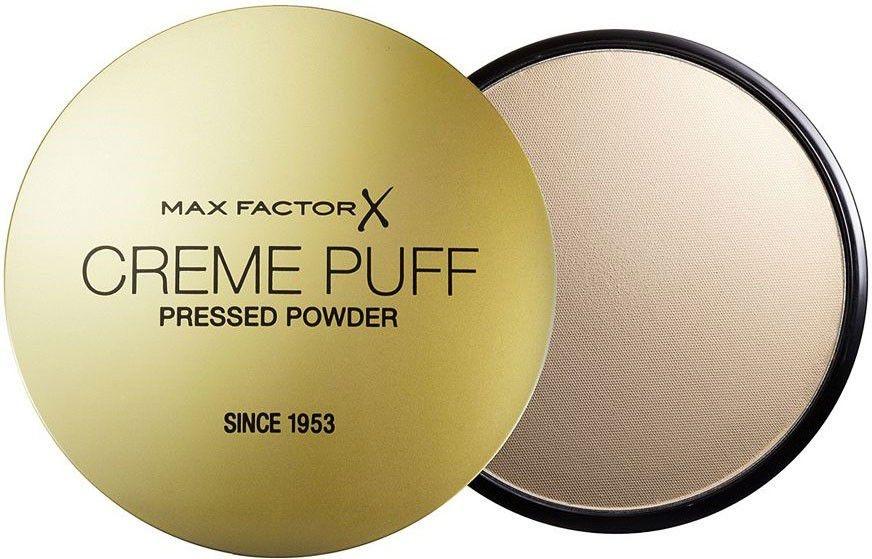 Pudră compactă (fără burete) - Max Factor Creme Puff Pressed Powder