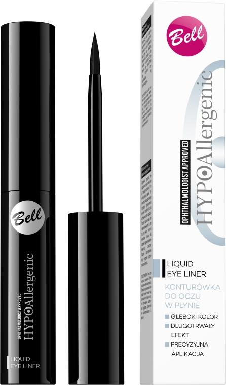 Eyeliner hipoalergenic - Bell HypoAllergenic Liquid Eye Liner