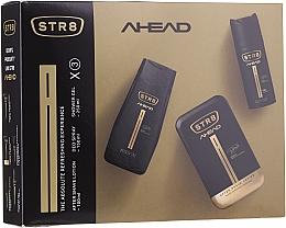 STR8 Ahead - Set (ash/lot/100ml + deo/150ml + sh/gel/250ml) — Imagine N1