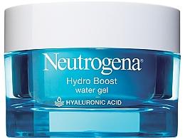 Parfumuri și produse cosmetice Gel de curățare pentru față - Neutrogena Hydro Boost Water Gel