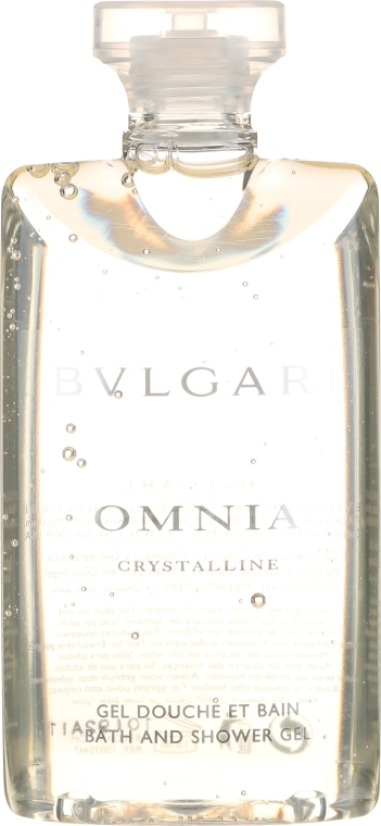 Bvlgari Omnia Crystalline - Set (edt/65ml + b/lot/75ml + sh/gel/75ml + pouch) — Imagine N2
