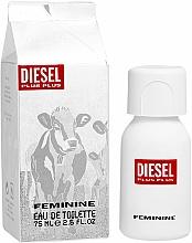 Parfumuri și produse cosmetice Diesel Plus Plus Feminine - Apă de toaletă