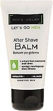 Parfumuri și produse cosmetice Balsam după ras - Hean Men's Atelier After Shave Balm