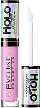 Parfumuri și produse cosmetice Luciu de buze - Eveline Cosmetics Holo Collection