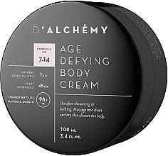 Parfumuri și produse cosmetice Cremă pentru corp - D'Alchemy Age Defying Body Cream