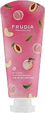 Parfumuri și produse cosmetice Lapte cu aromă de piersic pentru corp - Frudia My Orchard Peach Body Essence