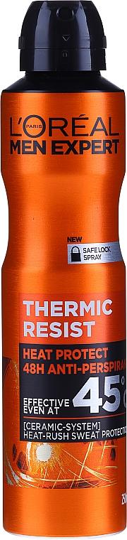 Deodorant antiperspirant pentru bărbați - L'Oreal Paris Men Expert Thermic Resist 48H — фото N3