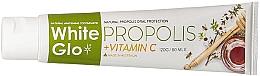 Parfumuri și produse cosmetice Pastă de dinți cu propolis - White Glo Propolis plus Vitamin C Toothpaste