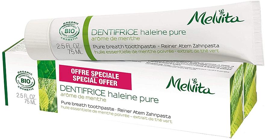 Set - Melvita (toothpaste/2x75ml) — Imagine N1